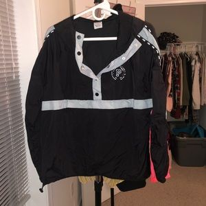 VS WINDBREAKER (stained from wash)